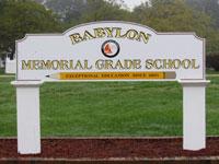 BMGS sign