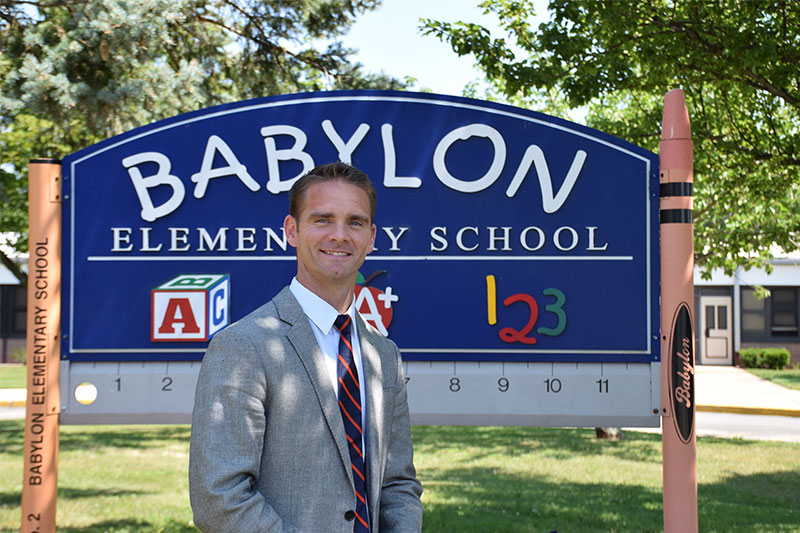 New Elementary Principal Welcomed