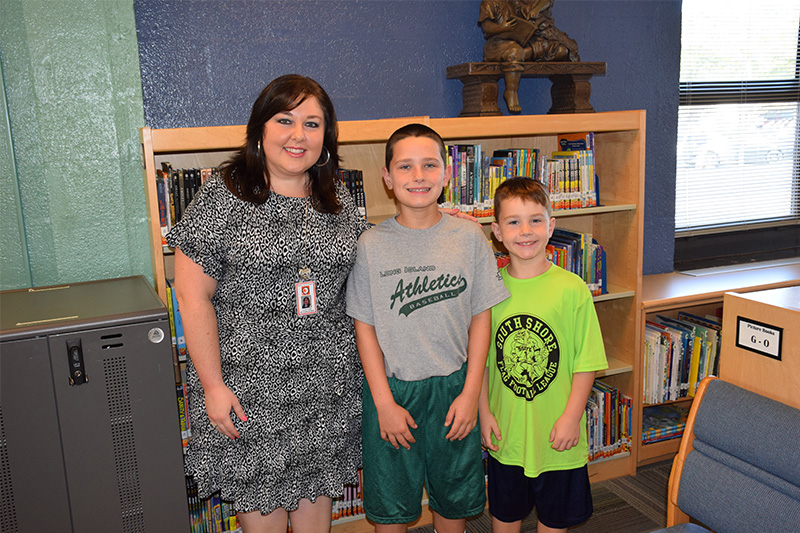 Babylon Memorial Grade School Welcomes New Assistant Principal