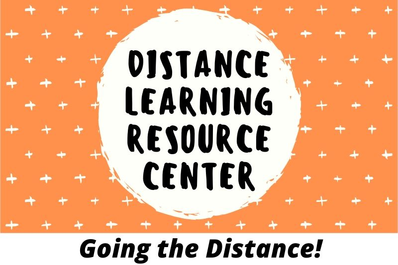 "Distance Learning Resources - ""Going the Distance"""
