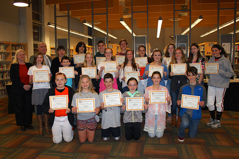 Board Honors Musicians