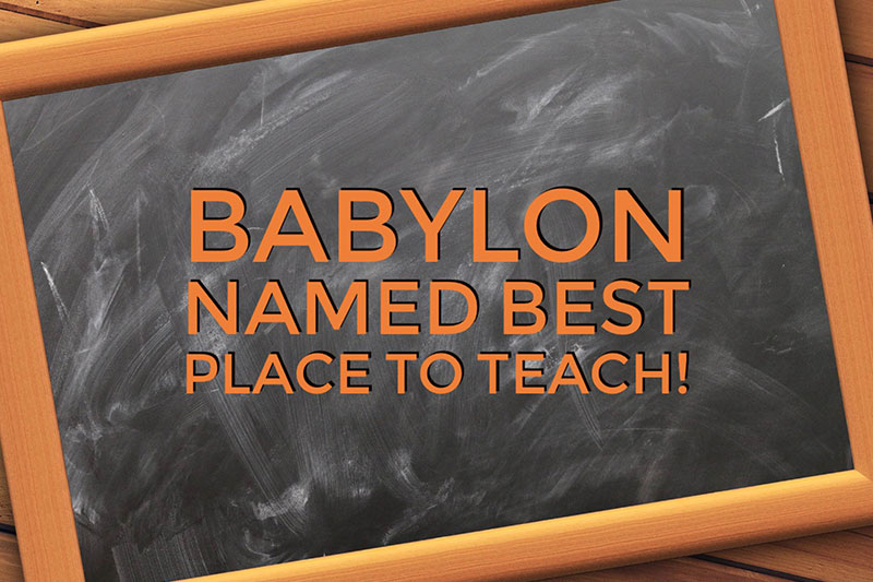 Top Place to Teach in Nation