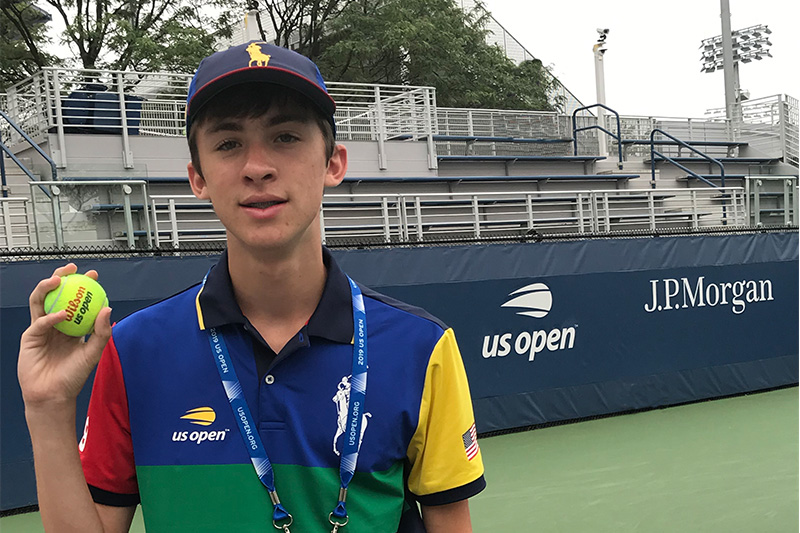 Serving Tennis Dreams Toward Reality