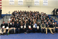 Babylon JSHS DECA students shine at recent competition photo