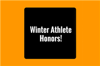 Winter Athlete Honors