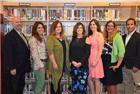 Board of Education Holds Reorganization Meeting Photo