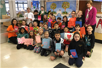 Bringing Smiles to Veterans for Valentine's Day  Pic
